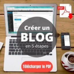Créer Un Blog Pdf 1