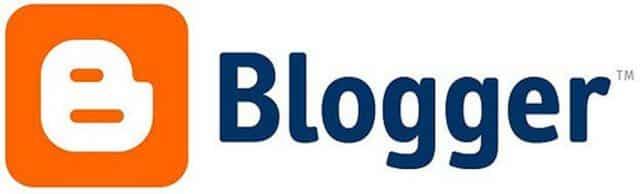 blogger site pour créer un blog