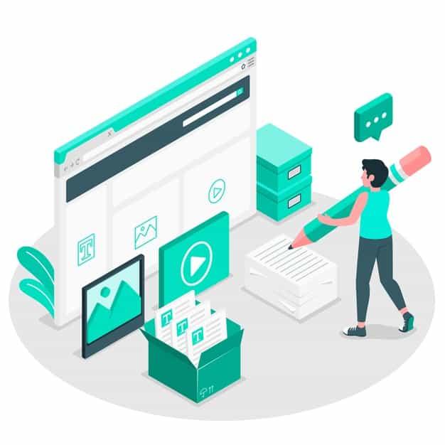 Créer Du Contenu Web