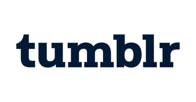 tumblg site pour créer un blog