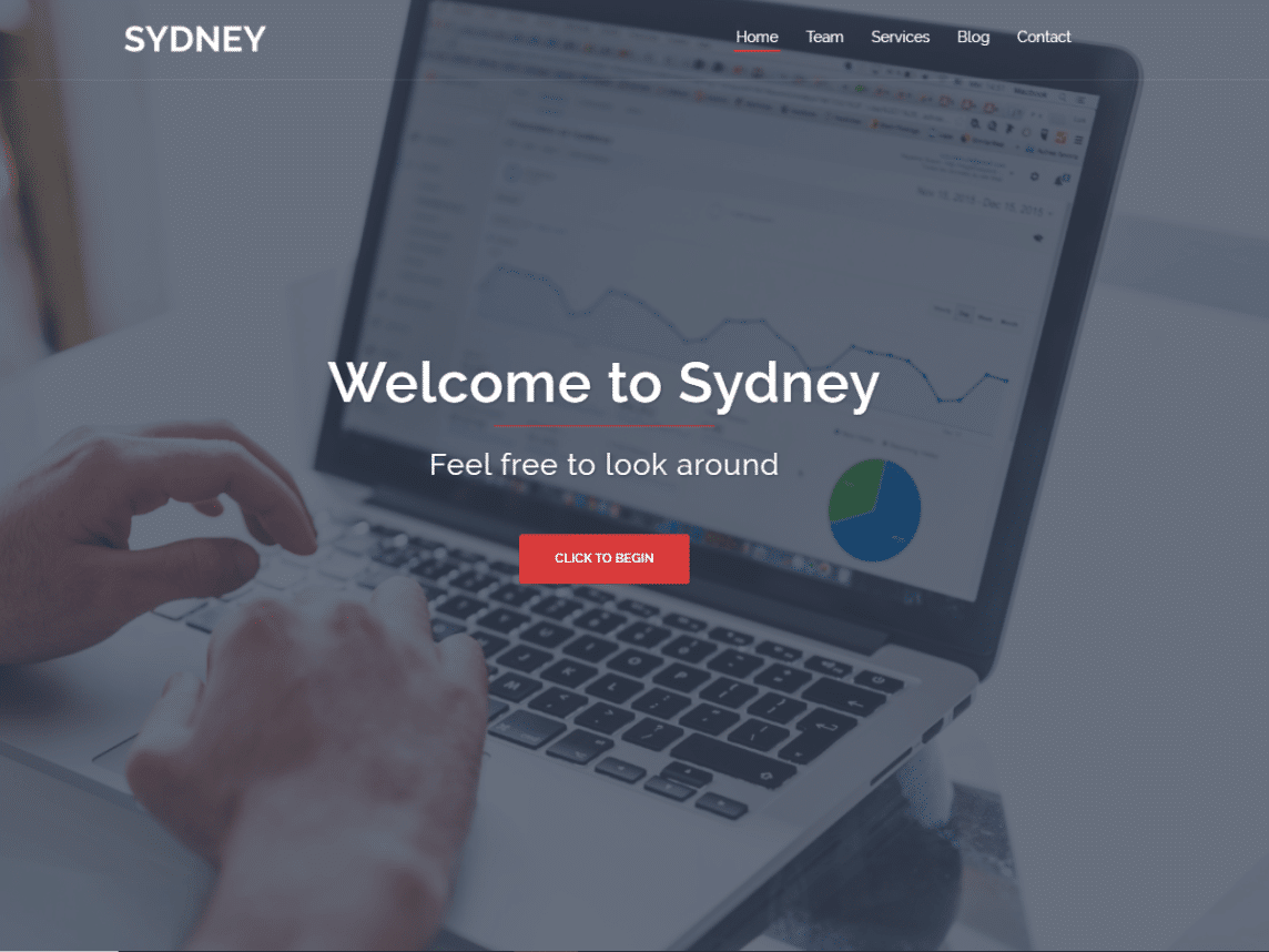Theme WordPress Sydney