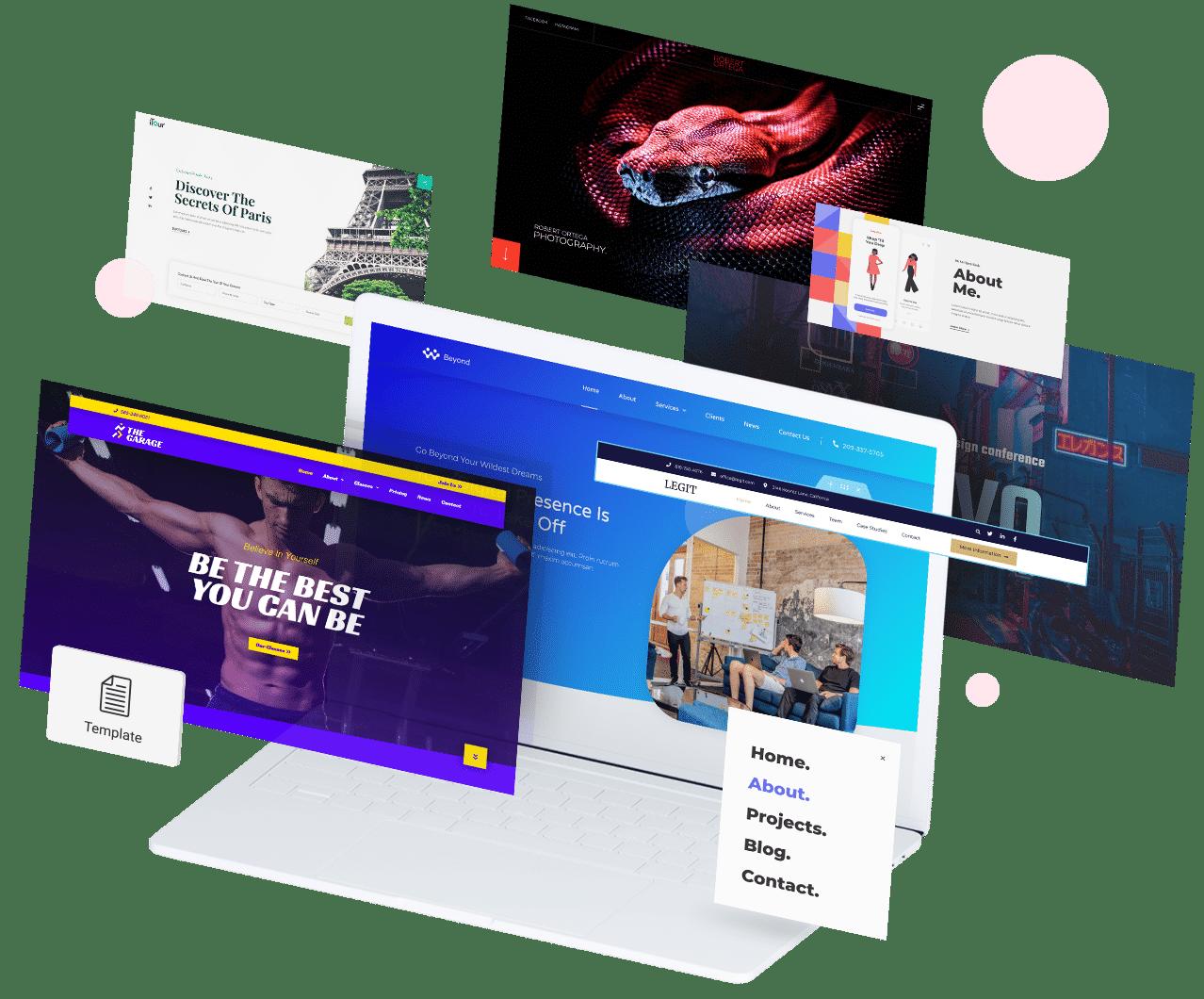 Créer Un Blog Elementor